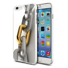 Secure Chain Design Shockproof Hard Case Cover For Mobiles