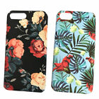 Retro Rose Flower Floral Hard PC Matte Phone Case Cover For iPhone 6 6s 7 7 plus