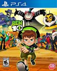 Ben 10 Playstation 4 PS4 Brand New Ships Worldwide