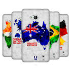 HEAD CASE DESIGNS MAPPE GEOMETRICHE COVER MORBIDA IN GEL PER NOKIA TELEFONI 2