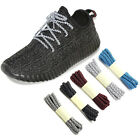 New Arrival Reflective Round Sneakers Shoelaces Running Athletic Rope Laces