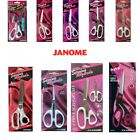 Janome Scissors Selection Embroidery, Dressmaking, Shears & Snips