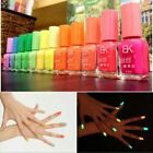 17 Color Neon Fluorescent Nail Polish Varnish Luminous Paint Glow In the Dark
