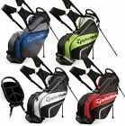 TAYLORMADE 2017 PRO STAND 4.0 STAND BAG MENS CARRY GOLF BAG 5-WAY DIVIDER