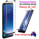 Mini 3D Curved Tempered Glass Film More Suitable  For Samsung Galaxy S8 S8 Plus