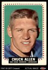 1964 Topps #154 Chuck Allen -  Chargers VG $9.25 USD