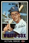 1967 Topps #556 Al Weis White Sox NM