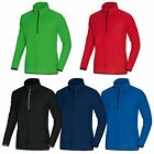 Jako Fleece Ziptop Team Pullover Sweatshirt Outdoor Sport Fleecepullover 7711