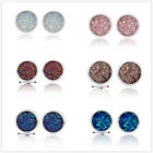 New Womens Plated Rhinestone Fashion Earrings Ear Studs Cute Pendants Ornament