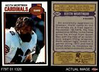1979 Topps #367 Keith Wortman Cardinals-FB NM