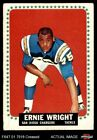 1964 Topps #174 Ernie Wright Chargers VG $12.5 USD