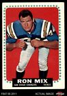 1964 Topps #168 Ron Mix Chargers VG $14.0 USD