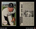 1964 Topps Giants #35 Dave Wickersham  Tigers EX/MT