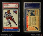1954 Topps #29 Nick Mickoski Rangers-Hockey PSA 2 - GOOD