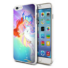 Cute Unicorn 45 - Design Shockproof Hard Case Cover For Mobiles