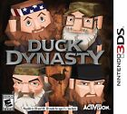 DUCK DYNASTY - 3DS - Nintendo 3DS