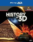 History in 3D [Blu-ray 3D]