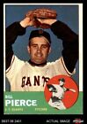 1963 Topps #50 Bill Pierce Giants EX