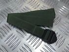 "Genuine British Military Issue Green Utility Strap 1"" Wide Flip Release Buckle"