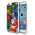 Christmas Xmas 24 - Design Shockproof Hard Case Cover For Mobiles