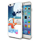 Christmas Xmas 39 - Design Shockproof Hard Case Cover For Mobiles
