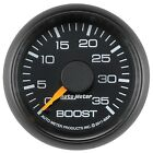 AutoMeter 8304 Chevy Factory Match Mechanical Boost Gauge