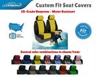 CR-GRADE NEOPRENE CUSTOM FIT SEAT COVERS - COVERKING for JEEP COMPASS