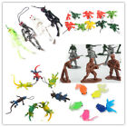 Fashion New Toy SKULL/Frog/Lizard/Soldiers/Goldfish TPR Material AU-97K