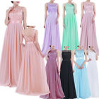 Womens Wedding Dresses Long Bridesmaid Dresses Lace Evening Party Prom Ball Gown