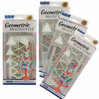 PME Geometric Cutter Sets - Quality Products For Sugarcraft Cake Decoration