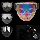 PC Len Flexible Goggles Glasses Mask Motorcycle Riding ATV Dirt Bike Security