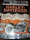 Harely- Davidson Hard Cover Book Outlining the History of Harley