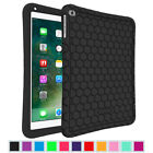 Apple New iPad 9.7 inch 5th 2017 Tablet (A1822/A1823) Silicone Case Cover Skin