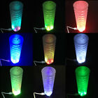 Universal Manual Gear Shift Knob color LED Light For CAR SUV RV Truck Colorful