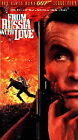 From Russia with Love (VHS) James Bond $3.8 CAD