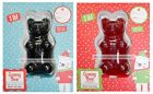 GUMMY BEAR* 16oz Box GIANT Flavored CHRISTMAS/HOLIDAY Made In USA *YOU CHOOSE*