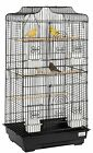 Liberta LOTUS Cage In Black With or without Stand C1 or C7 Finches, Budgies ect