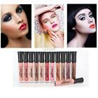 12 Colors Long Lasting Waterproof Mist Matte Liquid Lipstick Lip Gloss DZ88