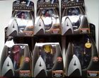"STAR TREK 2009 PLAYMATES ASSORTED 6"" & 3.5"" WARP & GALAXY ACTION FIGURES NEW!!!!"