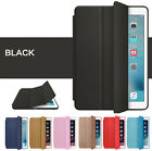 Ultra thin Leather Tablet Case Smart Cover For Apple iPad 2 3 4 5 6 mini Air Pro