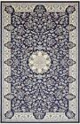 Persian Carpet Floral Botanical Area Rug Traditional Style Oriental Design Soft