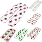 3D Floral Prints U Body Pillow 12Ft Pregnancy Maternity Body Back Support Pillow