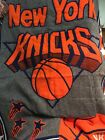 BRAND NEW VINTAGE NEW YORK KNICKS BABY TRIPLE WOVEN JACQUARD BLANKET WITH BEAR on eBay