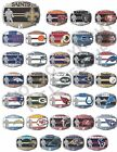 NFL National Football League Official Licensed Belt Buckle collectors vintage $8.56 USD on eBay