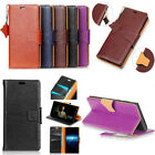 MURREN Luxury Genuine Cow Leather Flip Wallet Stand Case TPU back Cover(LZW)