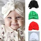 Casual Soft Warm Cute Bow-knot Solid Hat Beanie Hat Cap for Kids Winter EN24H