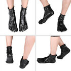 New Latex Rubber STRETCHY FEET Five toe socks Costumes Ankle Socks Size:M L XL