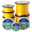 Scientific Anglers XTS Gel Spun Yellow Fly Line Backing 30lbs/50lbs