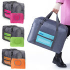 Outdoor Travel Big Size Foldable Luggage Bag Clothes Storage Carry-On Bag 1Pc