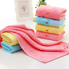 Cartoon Bath Towels Baby Kids Children Washcloth Face Hand Towel 26*50cm